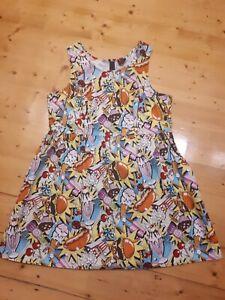 Folter Modcloth Junk Food Mini Dress sz 3XL AU 18