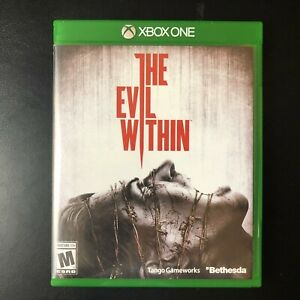 The Evil Within Video Game (Microsoft Xbox One, 2014) Used & Tested