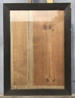 Antiker Bilderrahmen Eiche Vintage um 1900 Jugendstil innen 63 x 44 cm