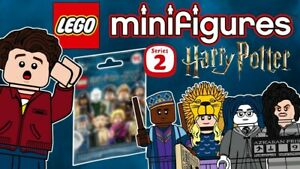NEW & SEALED LEGO Harry Potter Series 2 Minifigures *PICK YOUR OWN* 71028