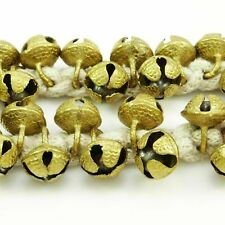 Ghungroo 50 + 50 Gold Anklets Traditional Jwellery For Bharatnatyam RDS106