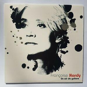 FRANÇOISE HARDY  : UN AIR DE GUITARE (de Thomas Dutronc) ╚ CD PROMO CARDSLEEVE