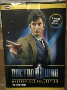 Doctor Who Limited Edition Maxi Bust 10th Doctor Masterpiece Collection