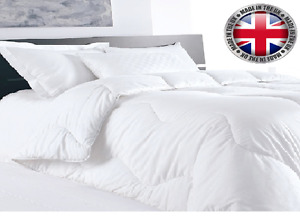 Hotel Quality NEW Luxury Soft Feels Like Down Duvet In All Togs