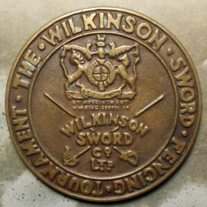 The Wilkinson Sword Fencing Tournament, Wilkinson Sword Co. Ltd. (Logo)