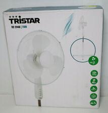 Matt schwarz. Modernes Design Tristar VE-5929 Standventilator 40 cm