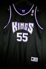 Rare authentic jason williams camiseta Jersey Kings White chocolate nba SZ 44 talla L