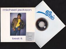 Michael Jackson BEAT IT VISIONARY CD + DVD Single Dual Disc DualDisc 2006