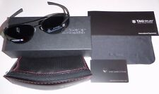 TAG Heuer Men's LRS Sunglasses 0254, 0255, 0256 **5 TO CHOOSE FROM** New $300+