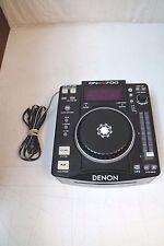 Denon DN-S700 Single TABLETOP CD/MP3 PLAYER DJ Used Good Condition