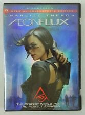Aeon Flux Dvd 2005 Special Collector's Edition Widescreen