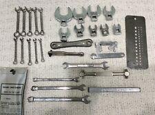 Lot of Craftsman Mechanics Hand Tools Made in U.S.A.