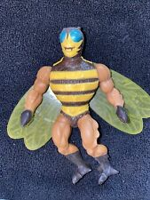 ?Vintage He-Man MOTU Buzz off Action Figure Masters Of The Universe W/ Wings?