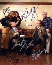FRASIER CAST AUTOGRAPHED SIGNED A4 PP POSTER PHOTO 4