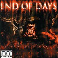 End of Days (1999) Guns n' Roses, Limp Bizkit, Korn.. [CD]