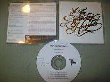The Saturday Knights           ** PROMO CD **         Advanced CD EP