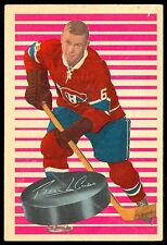 1963 64 PARKHURST HOCKEY #83 RALPH BACKSTROM VG-EX MONTREAL CANADIENS CARD