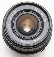 Tokina EL 1:2.8 28mm 2.8 28 mm Objektiv - Minolta MD