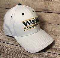 New Dead Stock VTG William & Mary W&M Spellout Snapback Hat The Game White NWT