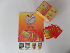 PANINI UEFA EC/EM Euro 2000 numéros Album/Display/4 Anglais/6 pochettes