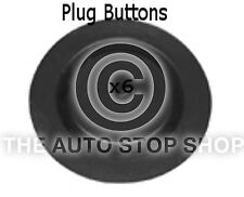 Clips Fasteners Plug Buttons Citroen DS3/DS4/DS5/Nemo/Relay Part: 1384ci 6 Pack