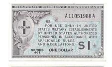 Series 461  1 Dollar $1    CHOICE  UNC
