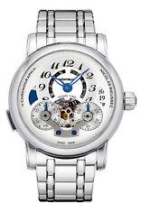 MONTBLANC Star Nicolas Rieussec SS Chronograph Mens Watch 43MM 107068