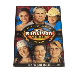 Survivor Vanuatu - The Complete Season [Region 1] NTSC