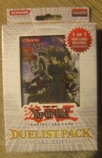YuGiOh Duelist Pack Chazz Special Edition Ultra Rare hard to find Gem mint