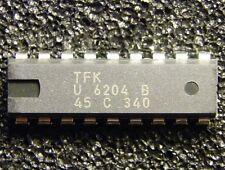 U6204B PLL tuning circuit with 1.3 GHz prescaler, TFK