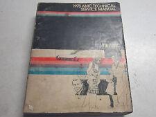 1975 AMC Hornet Gremlin Matador shop service repair manual book