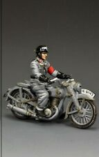 KING AND COUNTRY The NSKK Motorcyclist - WW2 German LAH256