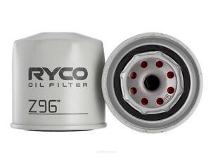 Ryco Oil Filter Z96 fits Chrysler Centura 2, 4.0