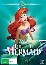 THE LITTLE MERMAID : NEW Disney Classics DVD