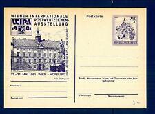 """AUSTRIA - Cart. Post. - 1978-1980 - 2,50 S - """"WIPA 1981"""" WIEN - 149.Auflage/2"""