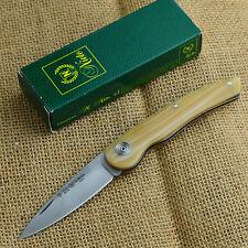 Nieto Navaja Linea Climber Imitation Cow Horn Folding Pocket Knife 406