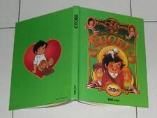 Edmondo De Amicis CUORE Serie Tv MARCO ERI Junior 1 ed 1982 OTTIMO Libro