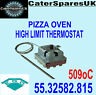 55.32582.815 EGO TRIPLE POLE HIGH LIMIT THERMOSTAT 509oC PIZZA OVEN BLUE SEAL