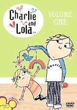 Charlie  Lola: Volume 1      (DVD)        LIKE NEW