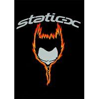 Static X - Machine Postcard