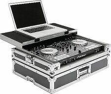 Magma DJ Controller Workstation Flight Case for Pioneer Ddj-sr Ddj-rr