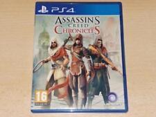 Jeux vidéo manuels inclus Assassin's Creed pour Sony PlayStation 4
