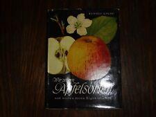 altes DDR Buch Apfelsorten von Rudolf Koloc 17,5x12,5cm 1956