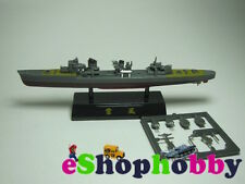Furuta WWII Warship Collection Part 1 Japanese Destroyer Kagero Class-Yukikaze