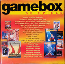50 Game Box PC clásico dos todo versiones completas!!! culto clásico