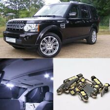 Canbus White Light LED Interior kit For LAND ROVER DISCOVERY 4 2010-2015 -20x