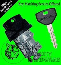 Chrysler Dodge Jeep OEM Ignition Key Switch Lock Cylinder 703718 W/ 2 Keys