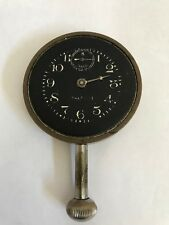 Vintage Waltham Car Clock  for Parts or Repair