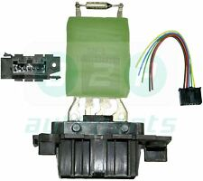 HEATER BLOWER MOTOR FAN RESISTOR & WIRING LOOM FOR FIAT PUNTO GRANDE PUNTO