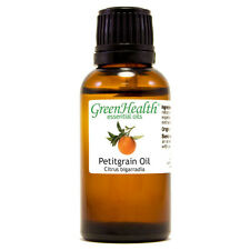 1 fl oz Petitgrain Essential Oil (100% Pure & Natural) - GreenHealth